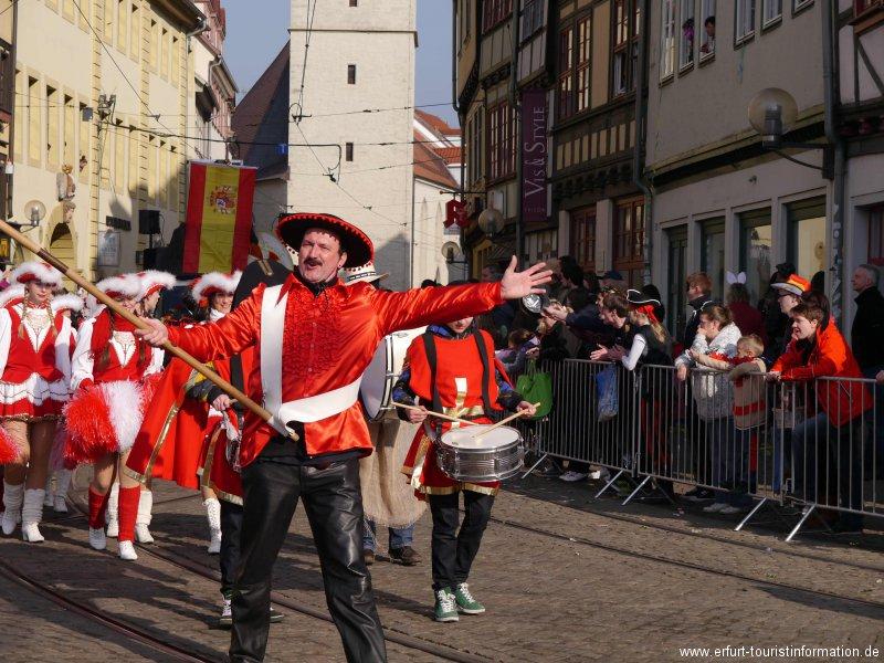 Fasching Erfurt