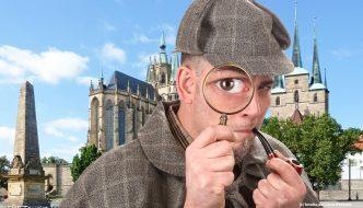 Historische Kriminalfälle Erfurt