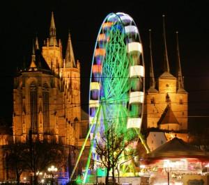 Erfurt Weihnachtsmarkt