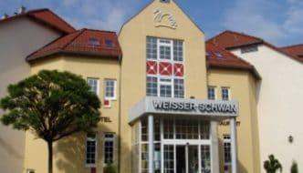 Hotel Weisser Schwan Erfurt
