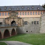 Petersberg Aufgang Citadelle