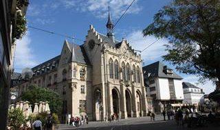 Rathaus Fischmarkt Erfurt