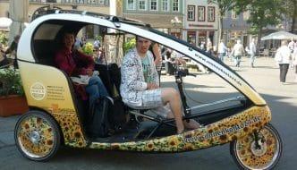 Velo Taxi Erfurt
