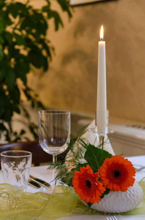 Candle-Light dinner
