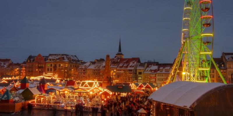 Weihnachtsmarkt Erfurt002