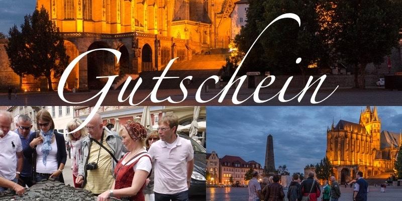 Erfurt Gutschein