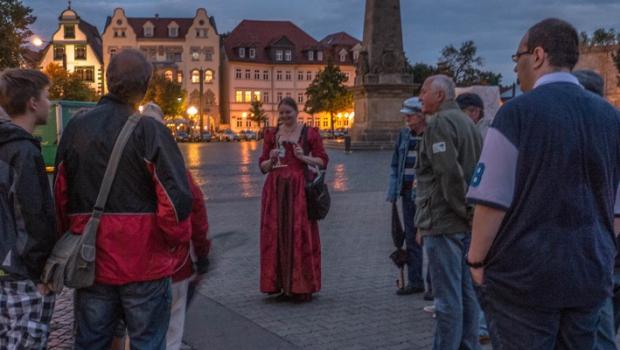 Gruseltour Erfurt