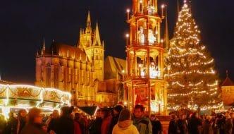 Erfurter Weihnachtsmarkt, (c) K. Nonn