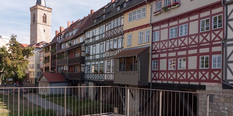 Erfurt Kraemerbruecke