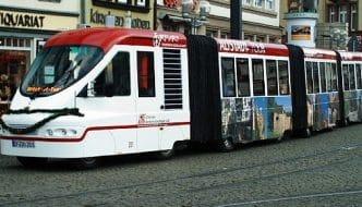 Altstadtbus Erfurt