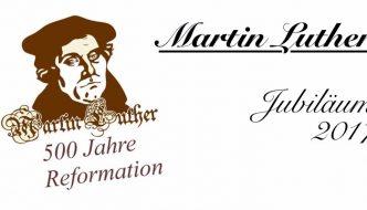 Martin Luther Jubiläum 2017 Erfurt