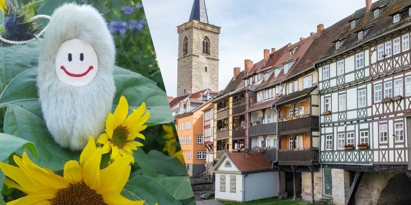 BUGA-Tour Erfurt
