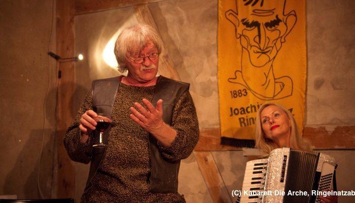 Ulf Annel Kabarett Gastronomie, (c) Die Arche